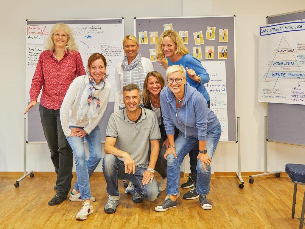 Weiterbildung mit Kathrin Eger auf Sylt
